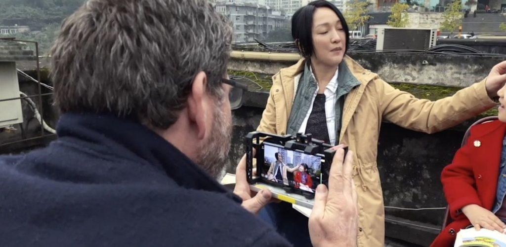 用iPhone拍微電影《女兒》