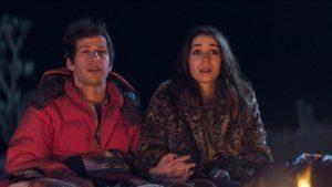 《棕櫚泉不思議》奈爾斯和莎拉一起看恐龍