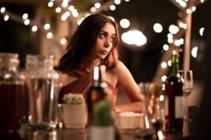 《棕櫚泉不思議》婚禮上莎拉的轉變