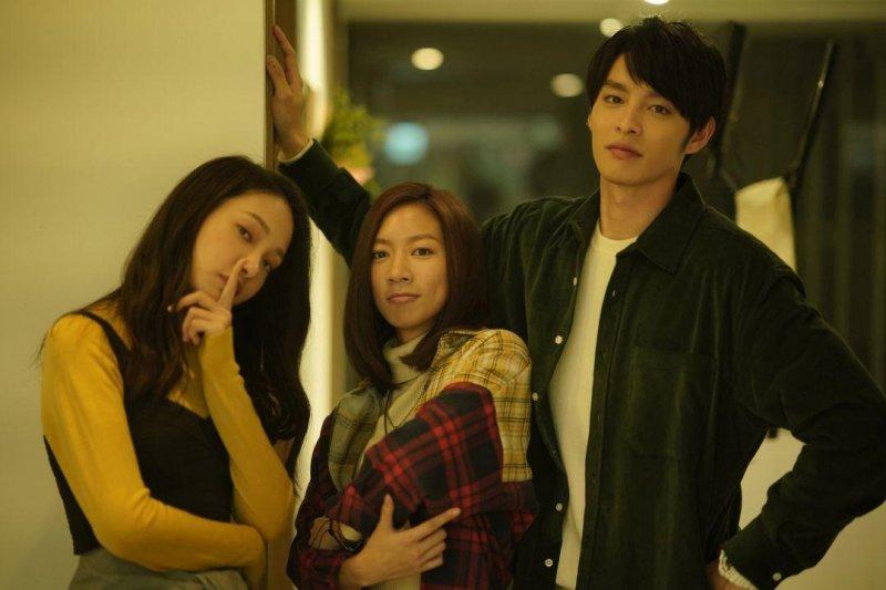 《可不可以,你也剛好喜歡我》演員林映唯、陳妤、曹祐寧