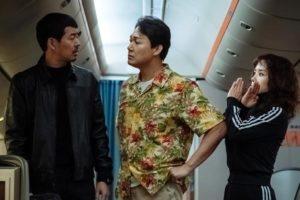 《特務搞飛機》石煥(朴星雄)搞笑宣示主權
