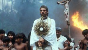 《教會》加布里埃爾留下來為原住民祈禱