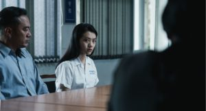 影集版《返校》芸香在調解會上目睹大人們的醜陋