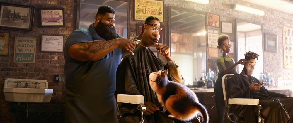 《靈魂急轉彎》本來想當獸醫的理髮師