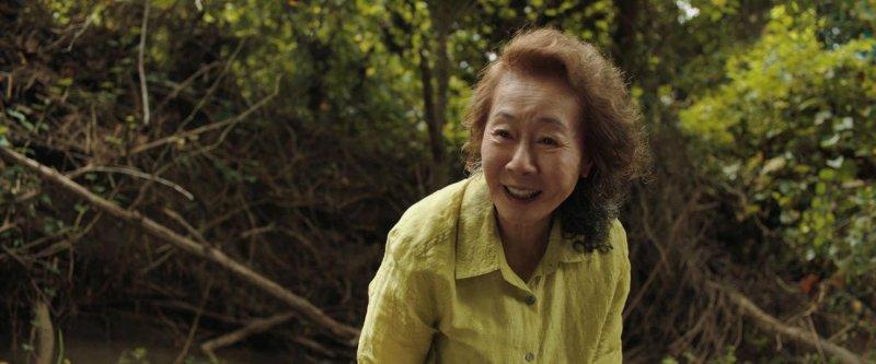 第93屆奧斯卡最佳女配角入圍者:尹汝貞《夢想之地》
