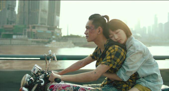 第93屆奧斯卡最佳國際影片入圍電影:《少年的你》