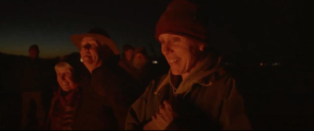 《游牧人生》篝火邊每個人說著自己的故事