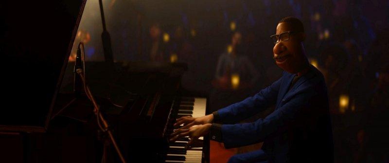 第93屆奧斯卡最佳動畫長片入圍電影:《靈魂急轉彎》
