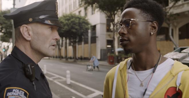 第93屆奧斯卡最佳實景短片入圍短片:《最遙遠的陌生人》