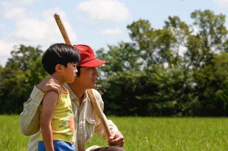 《夢想之地》雅各帶著大衛在農場找水